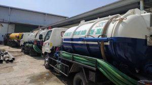hút hầm cầu tại xã hòa khương huyện Hòa Vang