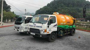 hút hầm cầu tại xã hòa liên huyện hòa vang
